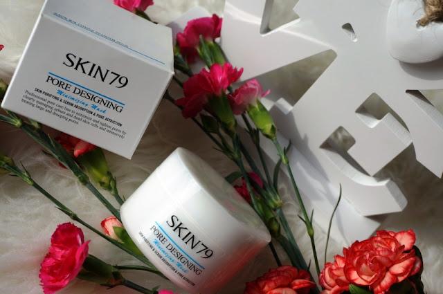Oczyszczanie cery z Maseczką Minimalizującą Pory Skin79