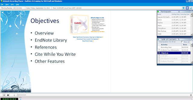 Musings about librarianship: Doing a library session online - some options considered