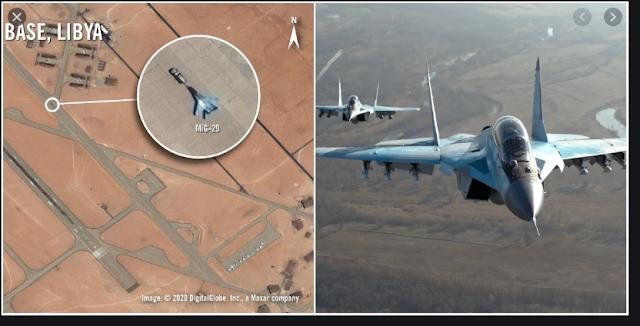 Το LNA διαψεύδει ότι χτυπήθηκε η βάση al Jufra από αεροπορική επιδρομή του GNA