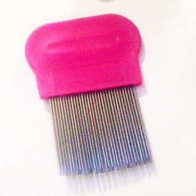 magic nit comb