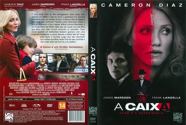 Capa DVD A Caixa