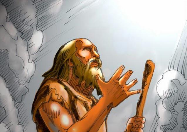 Jó confiu em Deus mesmo nos momentos dificeis em sua vida