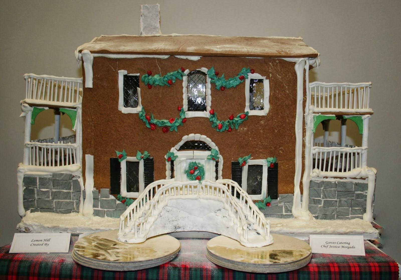 Delco Daily Top Ten Top 10 Fairmount Park Gingerbread Houses