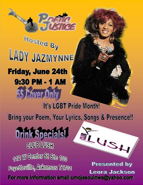 PJOM 9 Celebrates with PRIDE June 24