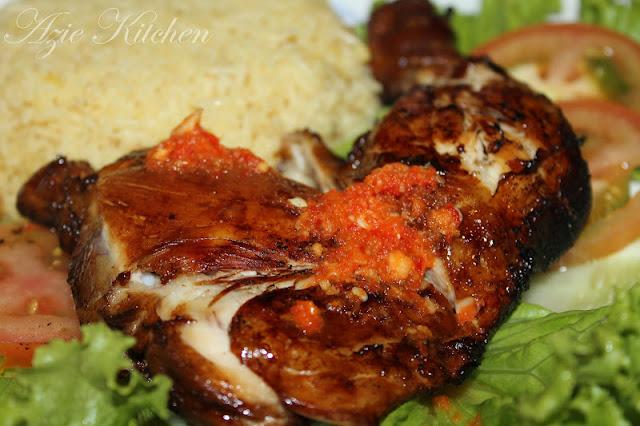Nasi Ayam Original