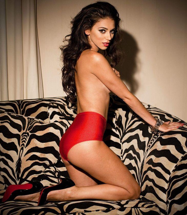 Irina Shayk - La Clover Lingerie Photoshoot   Sexy