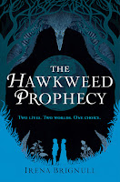 The Hawkweed Prophecy by Irena Brignull book cover and review