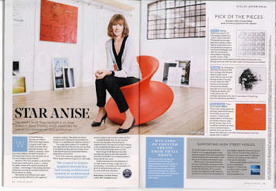 WE'RE IN STYLIST MAGAZINE!