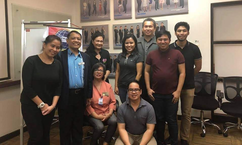 Toastmasters Speeches: First Balfour Toastmasters Demo Meeting