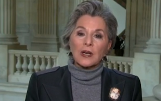 "SENATOR BOXER Claims Bernie Supporters Made Her Fear for Her Life: ""It Was Scary"" (VIDEO)"