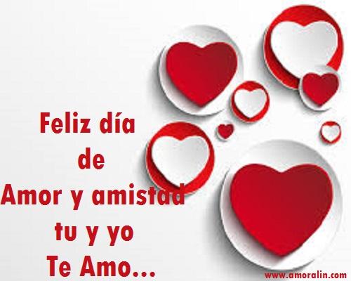 Imagenes Con Mensajes Bonitos De Amor Y Amistad Corazones De Amor