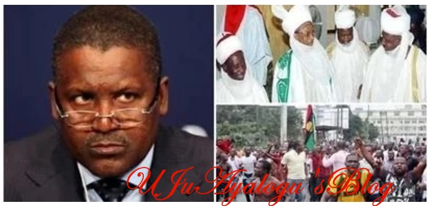 October 1 deadline: Dangote takes strong stand against quit notice issued to Igbos