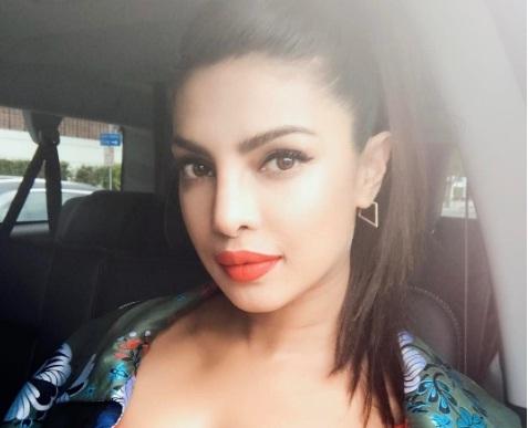 Priyanka Chopra's post on Instagram