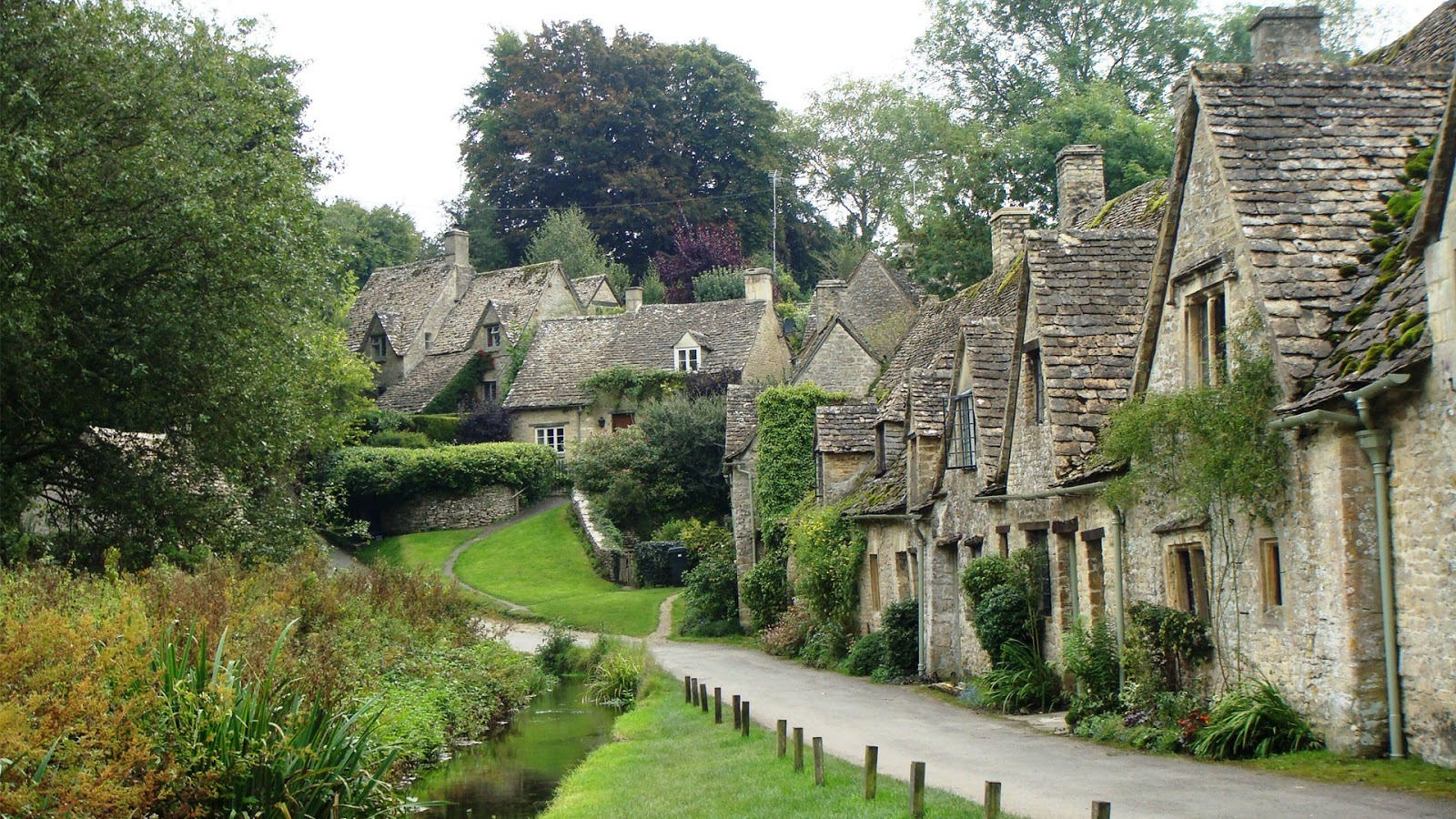 18 of the prettiest villages in the cotswolds simon 39 s jamjar for Cottage anglais
