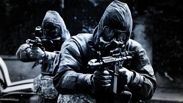 Alpha Group Rusian Spetsnaz