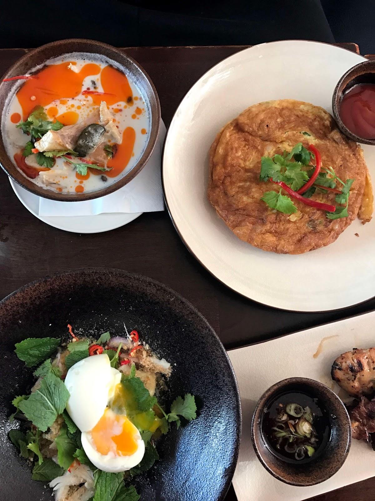 Stitch & Bear - Nightmarket - Thai brunch