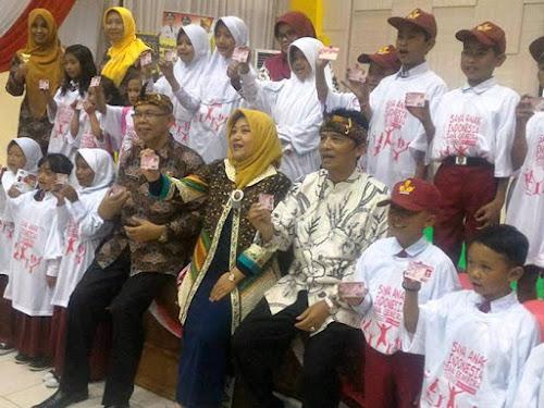 Cara pembuatan Kartu identitas Anak Kabupaten Bandung