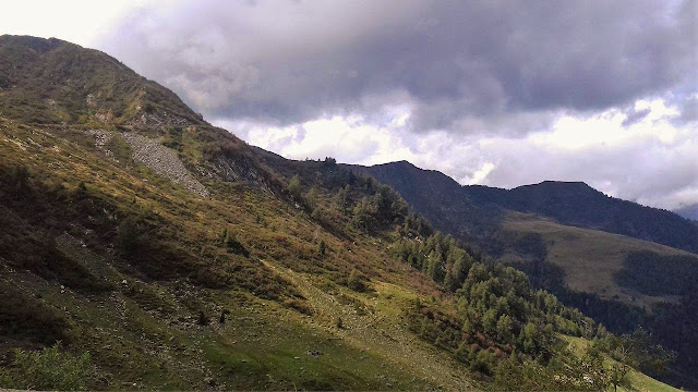Passo San Marco Val Brembana Valtellina
