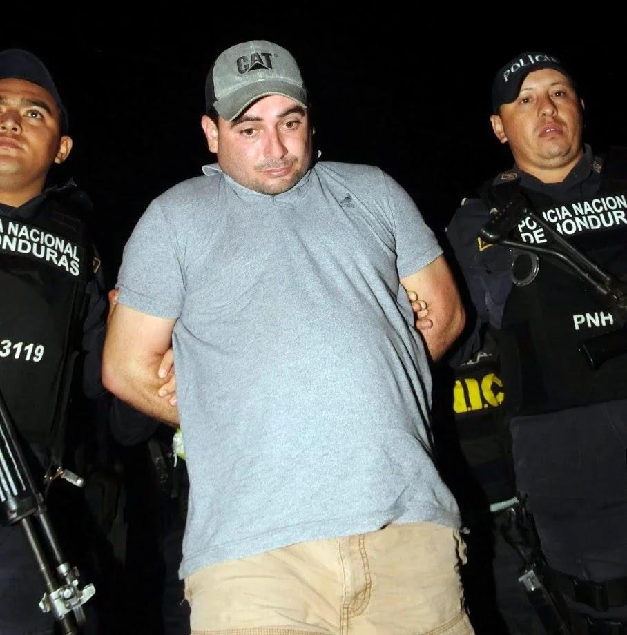 miss honduras killer arrested