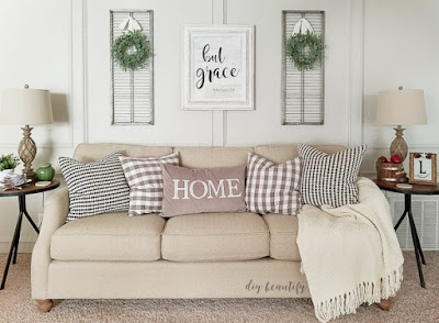 living room updates | diy beautify