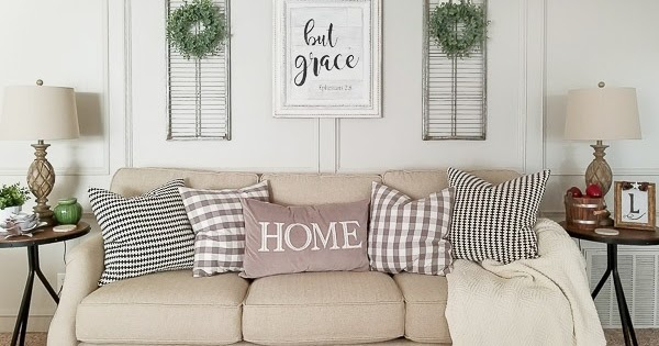 Living Room Updates Diy Beautify Creating Beauty At Home