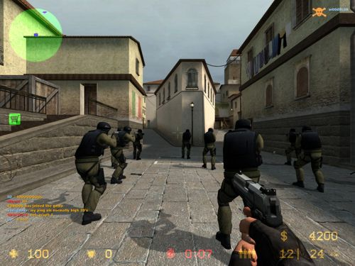 تحميل لعبة counter strike source مضغوطة