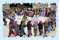 Shimla dance