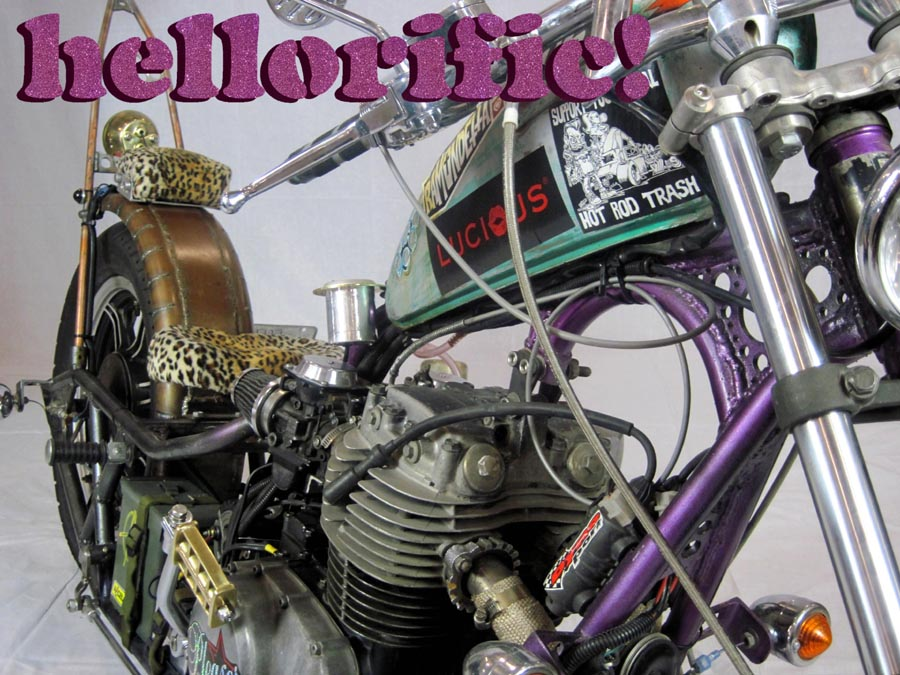 Hellorific!: Swapping the xs650 charging system
