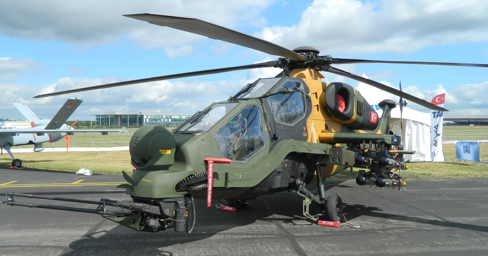 Top 10 Attack Helicopters In The World ~ TOP 10