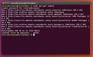 gconf y Linux Ubuntu