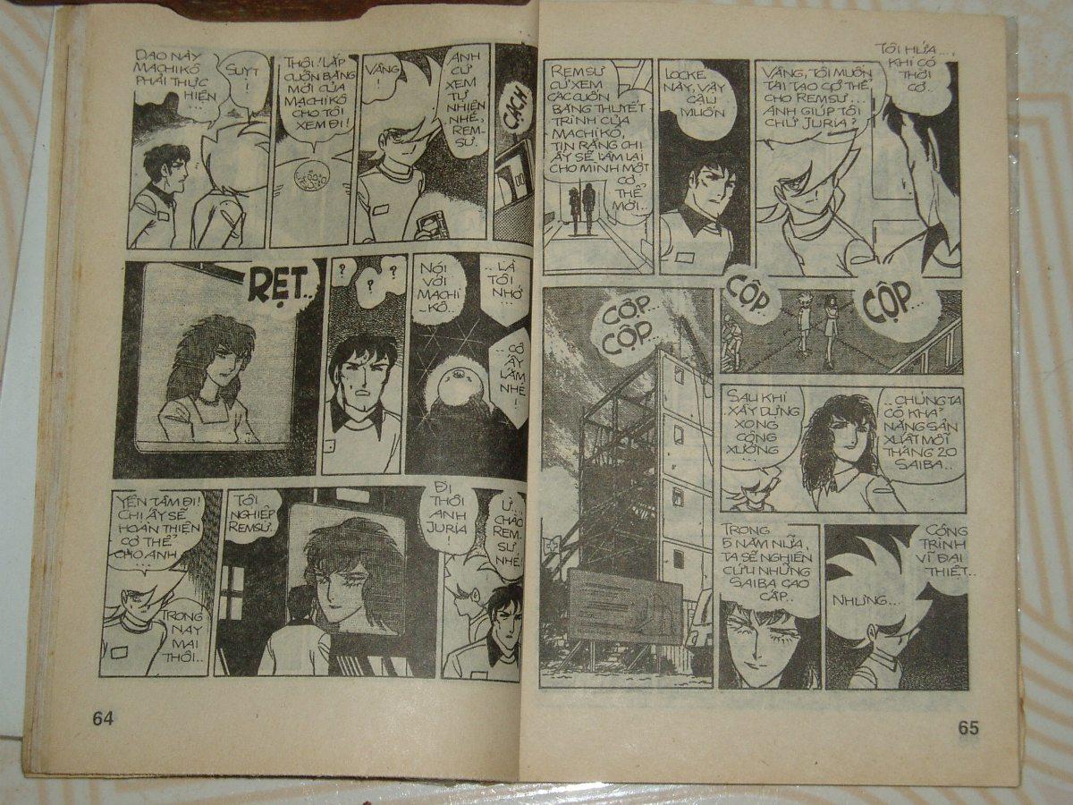 Siêu nhân Locke vol 01 trang 31