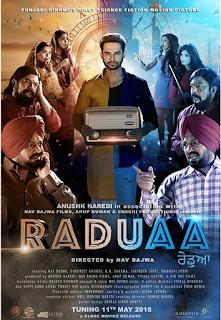Raduaa 2018 Punjabi Movie Pre-DVDRip | 720p | 480p