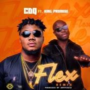 CDQ - FLEX (REMIX) FT KING PROMISE