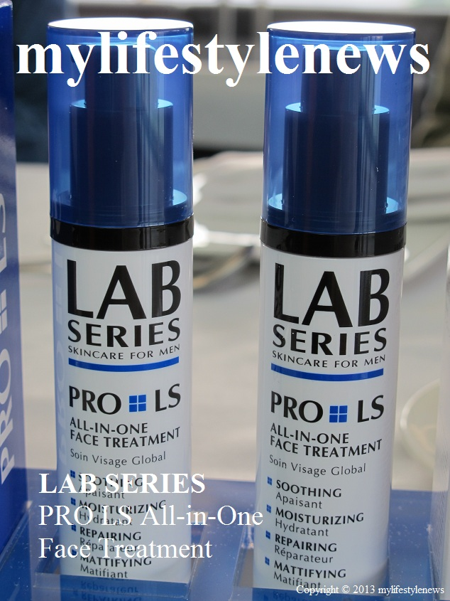 Mylifestylenews Lab Series At Pro Ls All In One Face Treatment