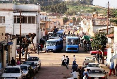 Termiskin 8 Dunia: Negara Eritrea