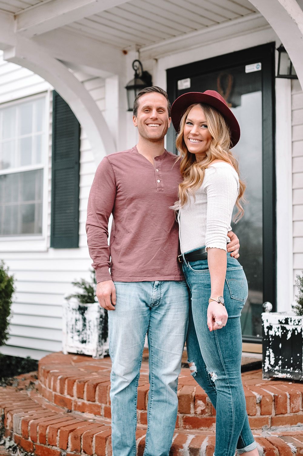 Oklahoma blogger Amanda Martin shares 14 things to look for in a husband in honor of Valentine's Day