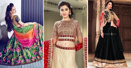 269ba612f0c Indo Western Or Traditional  Which Style Of Lehenga Choli Will You Go For