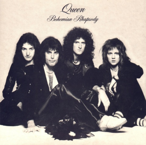 Queen  Bohemian Rhapsody, Video Ufficiale, Testo E