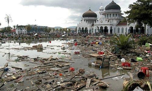 Tsunami asiático del 2004