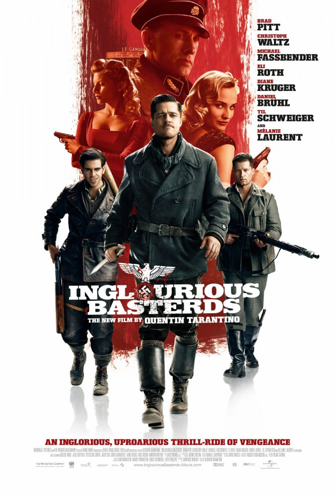 Inglourious Basterds 2009 English Movie Bluray 720p With Bangla Subtitle