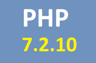 php 7.2.10