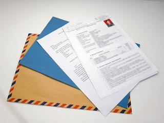 dokumen melamar kerja