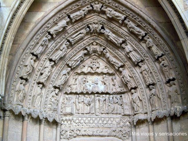 Puerta de San froilán, la Catedral de León