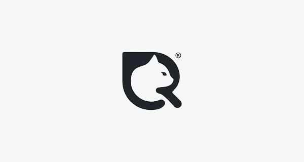 Trend Desain Logo 2017 - Negative Space