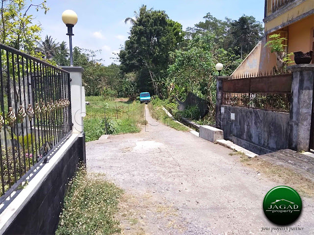 Tanah dekat SD Model dan Jogja Bay