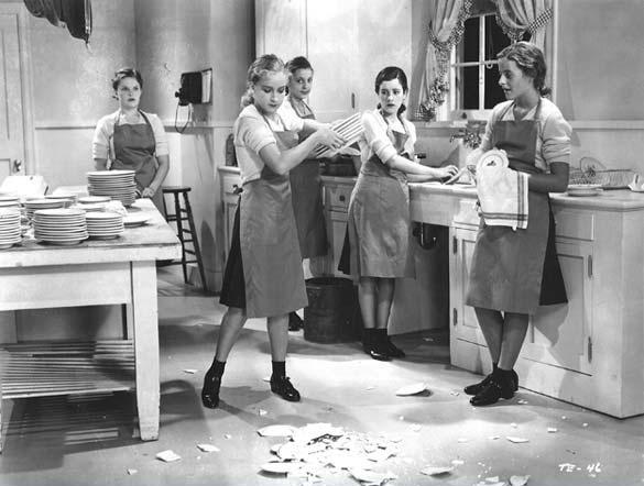 Bonita Granville in The Beloved Brat (1938)