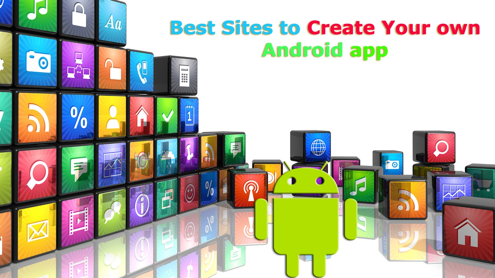 Best sites to Create your Android App for free | Tricks Pro