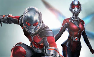 rilis film 2018 Ant-Man and the Wasp