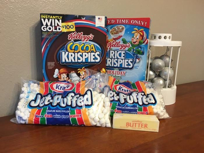 Bybmg Festive And Fun Kellogg S Cocoa Krispies And Rice Krispies Tree Treats