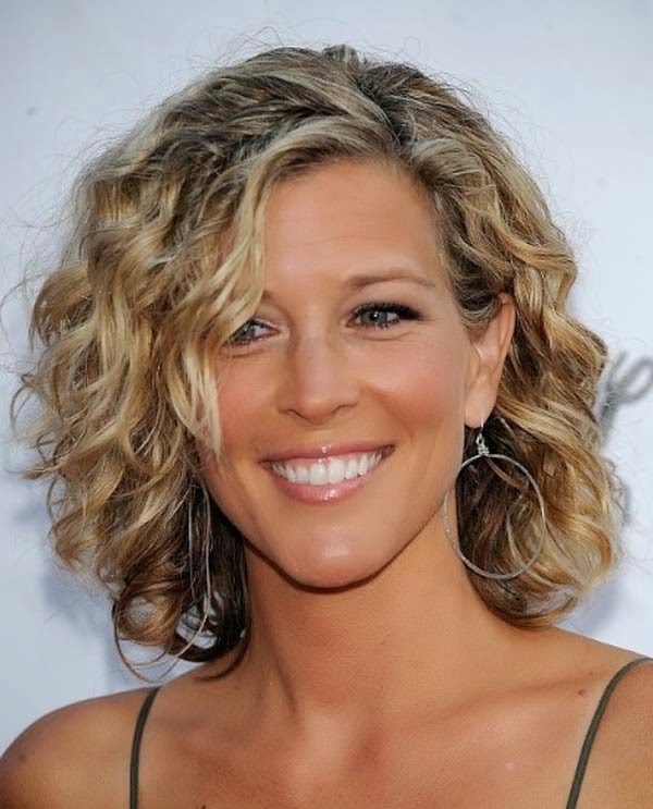 Marvelous New Hairstyle 2014 Medium Curly Hairstyles 2014 Photos Short Hairstyles For Black Women Fulllsitofus